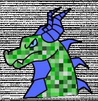 Pixel The Dragon